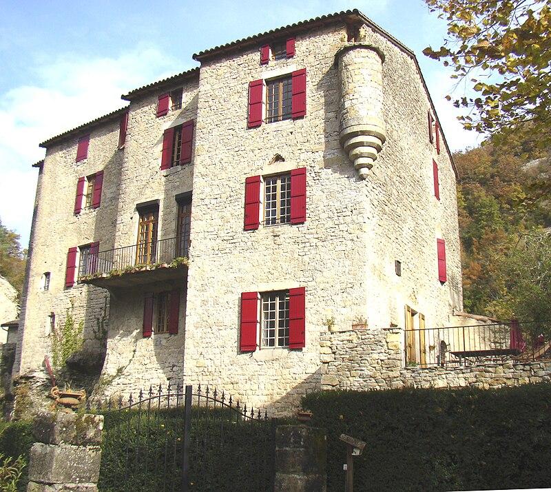 Château de Sorgues.