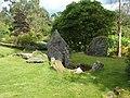 Chambered Cairn in Crarae Gardens - geograph.org.uk - 924194.jpg