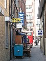 Chapel Court, off Borough High Street, Southwark - geograph.org.uk - 1137903.jpg