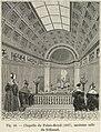 Chapelle du Palais-Royal, 1827, ancienne salle du Tribunat.jpg