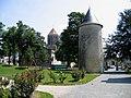 Charente-Maritime Surgeres Eglise Notre-Dame Tour - panoramio.jpg