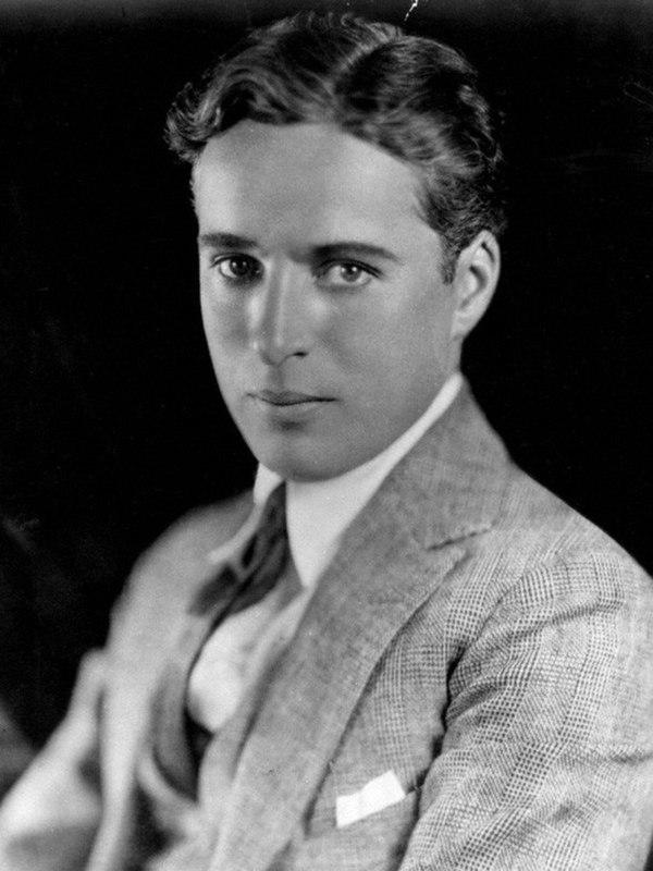 Photo Charles Chaplin via Wikidata