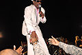 Charlie Wilson performs for troops in Iraq DVIDS253083.jpg