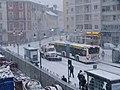 Chasse-neige et bus STAC à la gare de Chambéry (hiver 2018).JPG