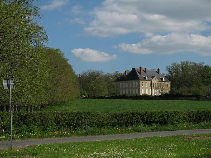 Château de Sermoise-sur-Loire, Nièvre, France