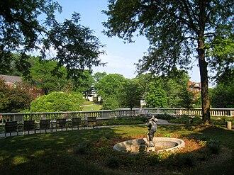 Chatham University - Chatham University grounds