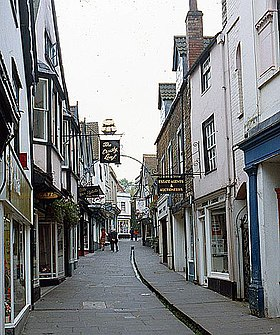 Cheap Street, Frome - geograph.org.uk - 737335.jpg
