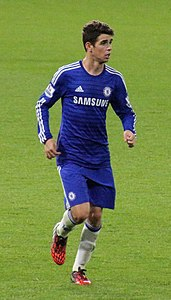 Chelsea 2 Bolton Wanderers 1 Chelsea progress to the next round of the Capital One cup (15165124319).jpg