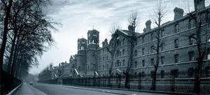 Chelsea Barracks - Chelsea Barracks circa 1870