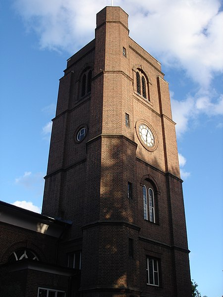 Chelsea Old Church (all Saints)