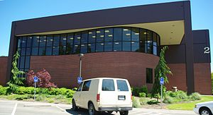 Chemeketa Community College in Salem, Oregon, USA