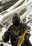 Chemical, biological, or radiological warfare drill 090729-N-QY405-062.jpg