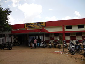 Ambattur railway station - WikiVisually