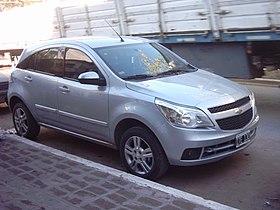 Chevrolet Agile Wikip 233 Dia
