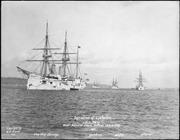 Chicago. Leading the Squadron of Evolution, 1889 - NARA - 512952