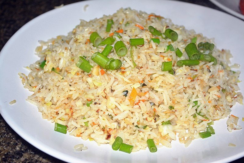চিত্র:Chicken Fried Rice.JPG