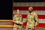 Chief Master Sgt. of the Air Force visit USASMA DSC 0193 (36865523343).jpg