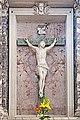 Chiesa di Sant'Andrea Apostolo ou della Zirada Venezia - Cristo sulla Croce.jpg