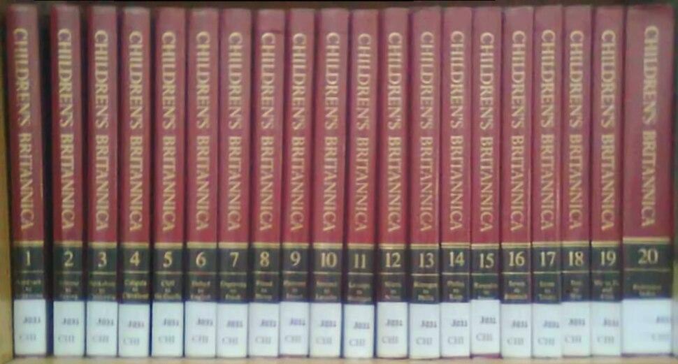 Children's Britannica