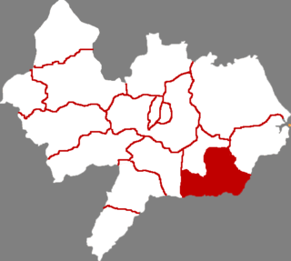 Yanshan County, Hebei County in Hebei, Peoples Republic of China