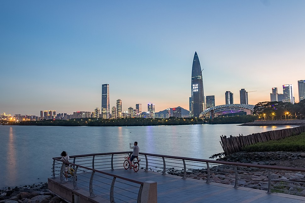 China Resources Headquarters Nanshan Shenzhen China