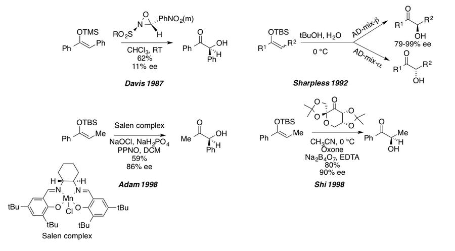 Rubottom Oxidation Wikipedia
