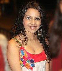 Chitrashi Rawat at UANA convention, 2010 (cropped).jpg