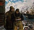 Christian Krohg - Letter from Home - Lofotbrev - Nasjonalmuseet - NG.M.00921.jpg