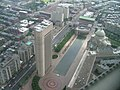 Christian Science Plaza..View from the Pru - panoramio.jpg