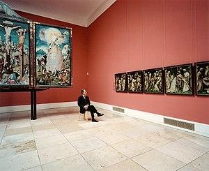 Grey Passion - Image: Christian von Holst 2004 mit der Grauen Passion, Foto Steffen Jänicke
