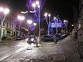 Christmas lights, Omagh - geograph.org.uk - 631818.jpg
