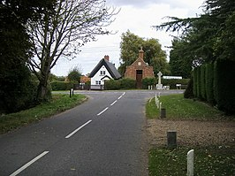Church Road, Keysoe