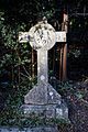 Church of St Mary Theydon Bois Essex England - north churchyard cross.jpg