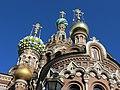 Church of the Savior on Spilled Blood, Saint-Petersberg, Russia.JPG