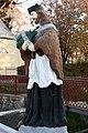 Cikó, Nepomuki Szent János-szobor 2020 08.jpg