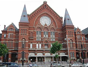 Samuel Hannaford - Image: Cincinnati Music Hall 2002a