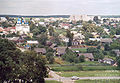 City of Mir, Belarus, seen from tower of Mir castle.jpg