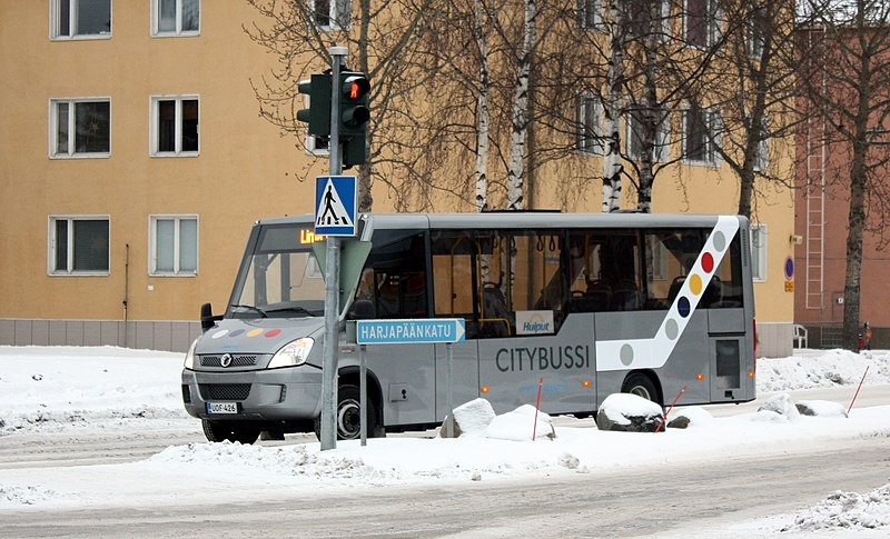 Citybussi A