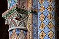 Civray 86 Chapiteau Polychrome Feuillages 2013.jpg