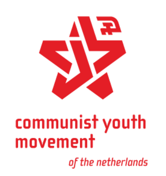 Communist Youth Movement (Netherlands) - CJB Logo