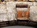 Clé de linteau gravée, à Marnay.jpg