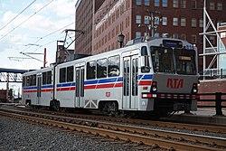 Cleveland August 2015 26 (RTA Blue Line).jpg
