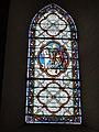 Cliponville (Seine-Mar.) église, vitrail 02.jpg