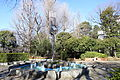 Clock fountain - Arisugawa-no-miya Memorial Park - DSC06844.JPG