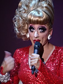 Close-up Bianca Del Rio, Rolodex of Hate Tour, Theater Amsterdam 2015.jpg