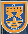 Club Bage of FC Ferreiras Estádio da Nora 28 April 2015 (1).jpg