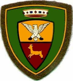 Structure of the Italian Army in 1984 - Image: Co A mil ITA brg Orobica