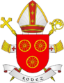 Coat of Arms od diocese of Rodez.png