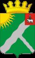 Coat of Arms of Kishertsky raion (Perm krai).png