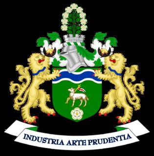 Calderdale Metropolitan Borough Council Local government body in England